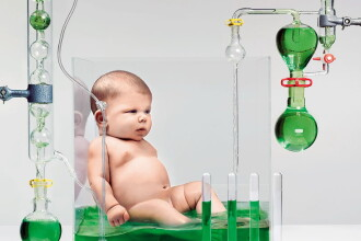 Fertilizarea in vitro, risc de malformatii genetice la bebelusi