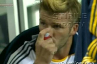 David Beckham sufera de astm!