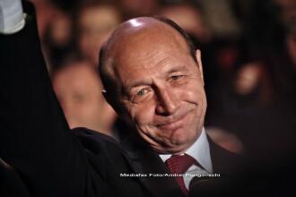Traian Basescu: Numirea lui Dacian Ciolos e o veste buna pentru Romania