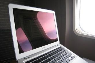 Conversatiile pasagerilor ar putea fi ascultate in avion