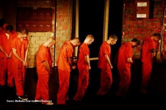 Piese de teatru puse in scena de detinuti, la Nottara!
