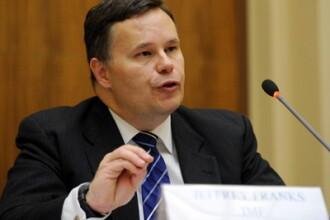 Jeffrey Franks, dupa demisia lui Emil Boc: Acordul cu Romania va continua