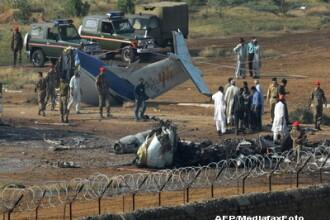 Inca o tragedie aviatica, in Pakistan: 22 de victime