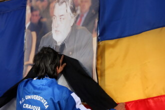 Adio, Adrian Paunescu! Poetul a fost inmormantat pe Aleea Scriitorilor