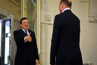 Barroso: Romania va adera la Schengen daca va indeplini criteriile tehnice