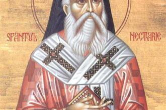 Pelerinaj la manastirea Radu Voda din Capitala. Biserica Ortodoxa il celebreaza pe Sfantul Nectarie