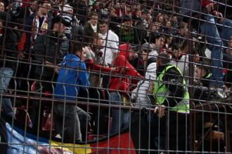 Jandarmii vor verifica actele suporterilor craioveni la meciul cu Dinamo