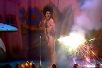 Germania are talent: si-a pus artificii in fund si a iesit gol pe scena