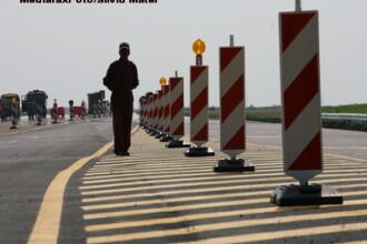 Ministrul Transporturilor spune ca autostrada spre mare va fi gata la timp