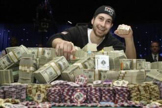 Cel mai bun jucator de poker din lume! A castigat 8,9 mil. dolari intr-o zi
