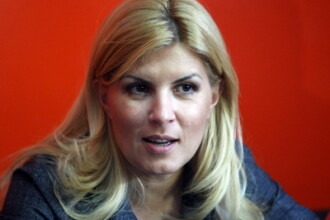 Udrea: Poate ar fi o solutie buna ca Monica Iacob-Ridzi sa demisioneze