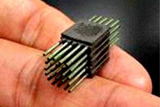Computerele vor ajunge de marimea unui cub de zahar. Se vor raci cu apa