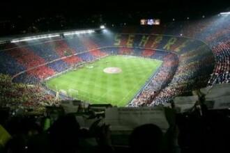 Top 10 cele mai mari stadioane ale cluburilor de fotbal din Europa