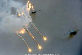 Presa: Israelul a LANSAT obuze de artilerie spre Siria pentru prima data in ultimii 39 de ani