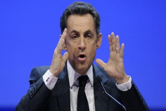 Sondaj: extrema dreapta ar castiga alegerile in Franta. Sarkozy, pe locul 3