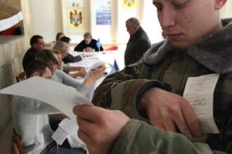 O noua criza in Republica Moldova? Comunistii, pe primul loc in alegeri