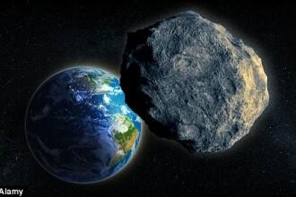 Un asteroid de doua ori cat Palatul Parlamentului a trecut azi noapte pe langa Pamant. L-ai vazut?