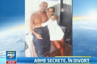 Pozele compromitatoare din procesul de divort al miliardarului Remus Truica