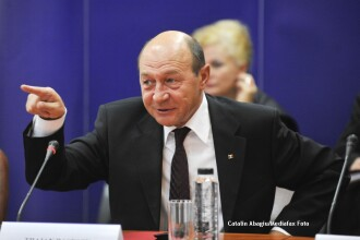 Traian Basescu: Cred ca vom avea o crestere de peste 2%, dar sa vedem si datele pe trimestrul patru