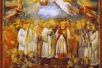 Ce au descoperit expertii intr-o biserica din Italia. Era acolo din secolul al XIII-lea