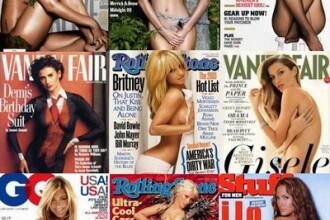 Vezi cele mai sexy 50 de coperte ale tuturor timpurilor – GALERIE FOTO