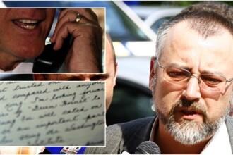 Ce scrie pe biletelul prin care s-a comandat o crima in Romania. Detaliile unui plan diabolic