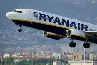 Ryanair lanseaza doua rute noi operate din Transilvania la Bruxelles si Pisa