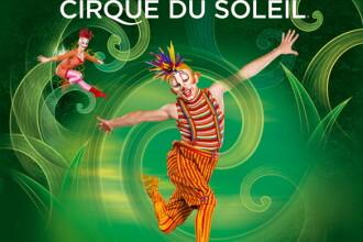 Cirque du Soleil - pentru prima data in Romania, cu Saltimbanco - 8, 9, 10, 11 si 12 februarie 2012