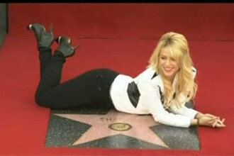 Shakira a devenit oficial