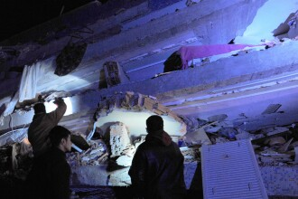 Turcia, lovita din nou de tragedie. Un cutremur de 5,7 a provocat moartea a cel putin 7 oameni
