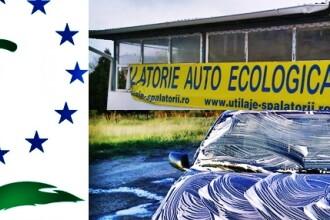 Ce se intampla atunci cand mergi cu masina la o spalatorie auto ECO, in Romania