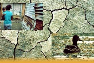 Raport alarmant: unele zone ale globului vor deveni teritorii nepopulate