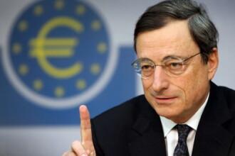 Banca Centrala Europeana: Zona Euro va intra intr-o recesiune moderata spre sfarsitul anului