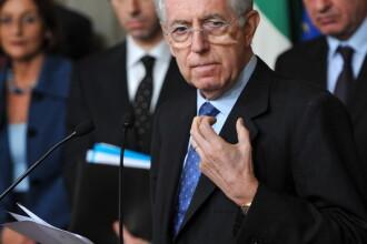 Premierul italian si-a prezentat proiectul de austeritate. Senatul il sustine, italienii il contesta