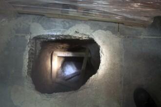 12 milioane de dolari la capatul unui tunel secret. Descoperirea care i-a uimit pe agentii FBI