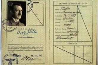 Cum a ajuns Hitler sa fie evreu in pasaport si sa primeasca viza de intrare in Palestina