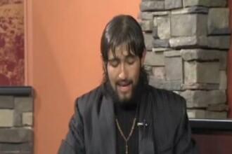 """VIDEO.""""Sunt Iisus modern. De mult ma asteptati"""". El a vrut sa-l omoare pe Obama cu o arma romaneasca"""