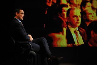 Presedintele PSD, Victor Ponta, la Dupa 20 de ani. VEZI EMISIUNEA