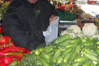 Luna de aur a legumelor si fructelor romanesti. Le gasesti in piata la acelasi pret cu cele straine