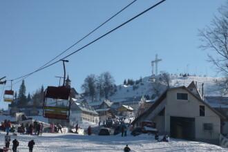 Turistii si-au rezervat deja un loc la munte. In unele statiuni au fost ocupate peste 90% din camere