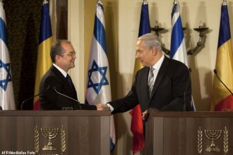 Israelul cere sustinere din partea Romaniei in conflictul cu Iranul