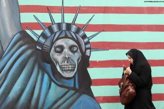 Iranul a arestat 12 agenti CIA care spionau programul nuclear si militar al Teheranului