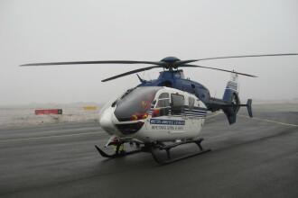 Avem elicopter SMURD si in vestul tarii. Baza aeriana a fost inaugurata la Arad
