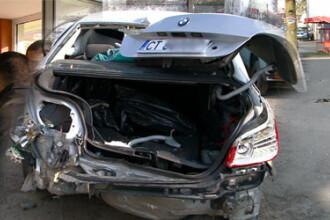 Smecherul cu BMW care a omorat un om in statia de autobuz avea alcoolemia 1 la mie si era drogat