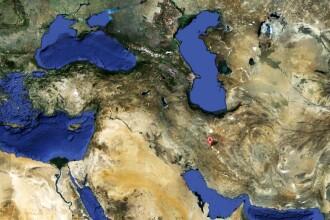 O explozie puternica s-a auzit langa o uzina nucleara din Iran - presa