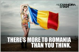 Cantareata care a facut lumea sa danseze. Alexandra Stan vine la Stirile ProTV, pe 1 decembrie. FOTO