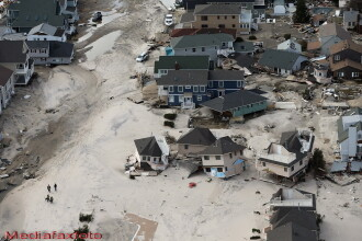 Uraganul Sandy: 40 de victime in New York. Autoritati: orasul ar putea fi INVADAT de sobolani