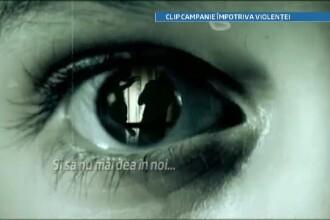 Campanie socanta despre violenta in familie. In Romania, doar 1% din victime reclama abuzurile