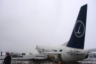 SENTINTA in cazul controlorului de trafic vinovat de accidentul de pe aeroportul Otopeni din 2007