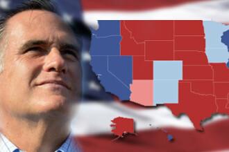 HARTA INTERACTIVA. Cele 10 state-cheie care vor decide numele viitorului presedinte al SUA